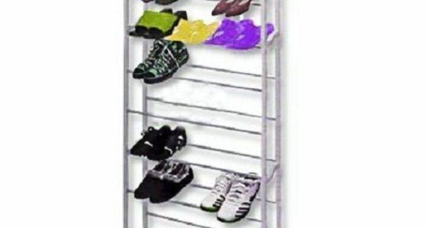 Pairs Shoes Shoe Boot Storage Rack Shelf Stand Shelves