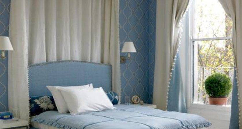 Pale Blue White Bedrooms Panda House