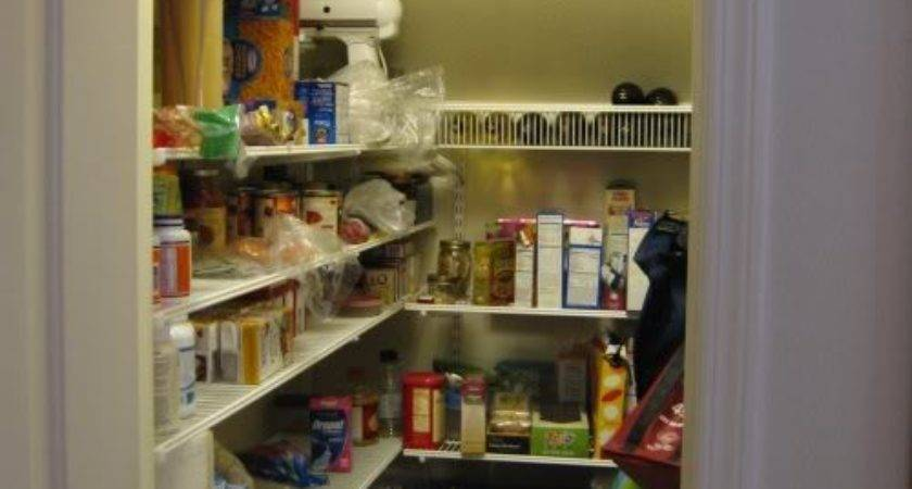 Pantry Under Stairs