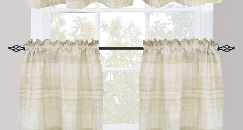 Park Smith Sumatra Sand Cafe Curtains Stage Stores