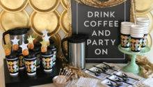 Party Coffee Bar Evite