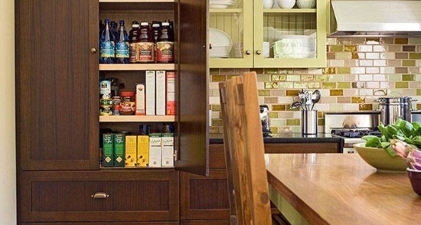 Perfect Kitchen Pantry Design Ideas Easy