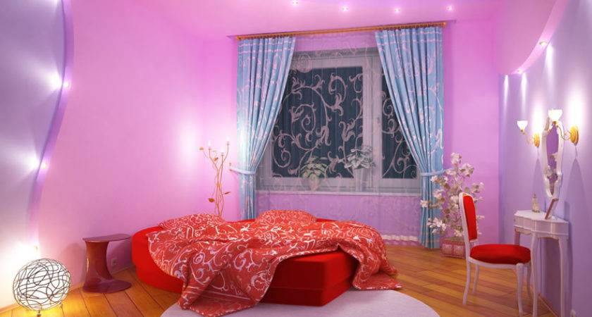 Perfect Purple Bedroom Design Inspiration Teens