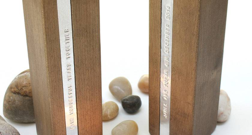 Personalised Wooden Candle Holders Gettingpersonal