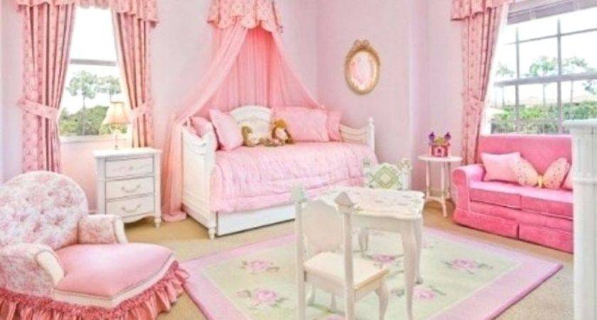 Pink Bedroom Decor Adults Girl