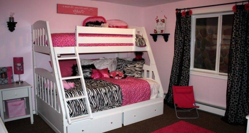 Pink Black Bedroom Ideas Interior Decorating Home