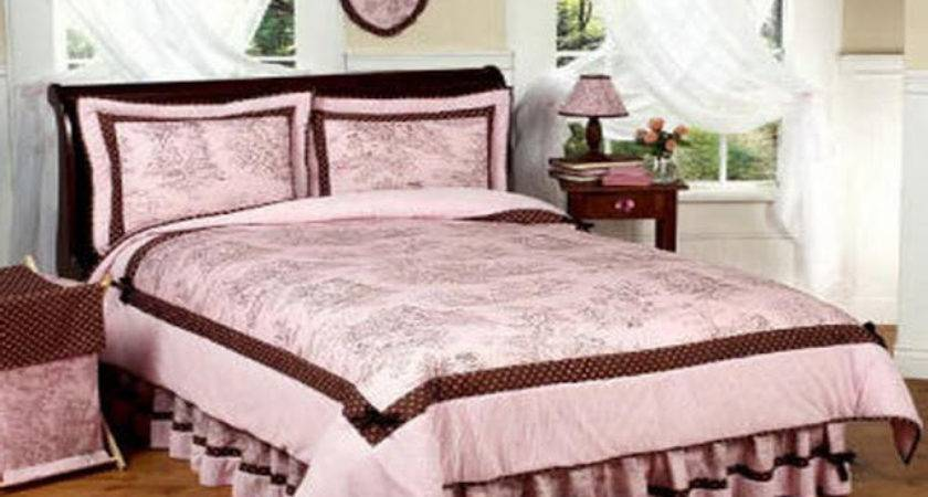 Pink Brown Bedroom Decorating Ideas Ujecdent