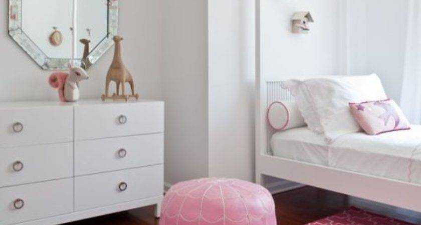 Pink Girl Room Design Bohemian Style Kidsomania