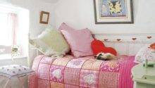Pink Green Girl Bedroom Bedrooms Design Ideas