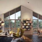 Pitched Ceiling Design Ideas Interior
