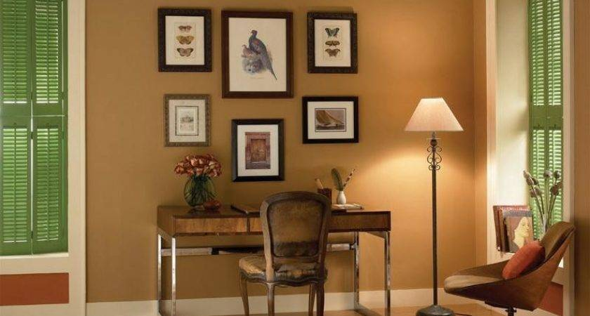 Planning Ideas Brown Complementary Wall Colors