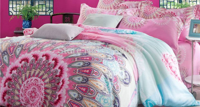 Popular Bohemian Style Bedding Buy Cheap