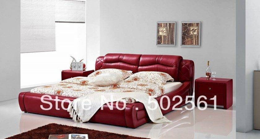 Popular Red Bedroom Furniture Buy Cheap