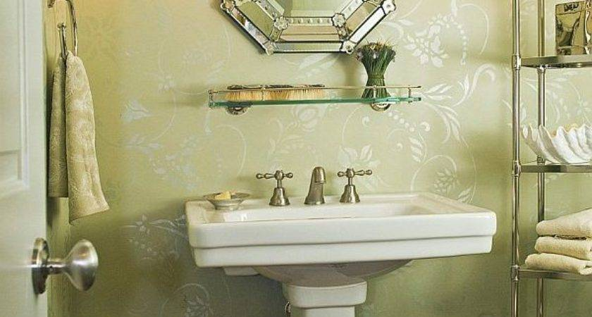 Powder Room Decoration Awesome