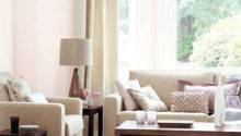 Present Value Pearls Light Pink Living Room