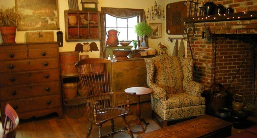 Primitive Decorating Ideas Living Room Dorancoins