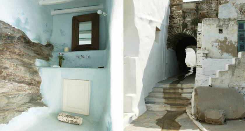 Private House Tinos Yatzer