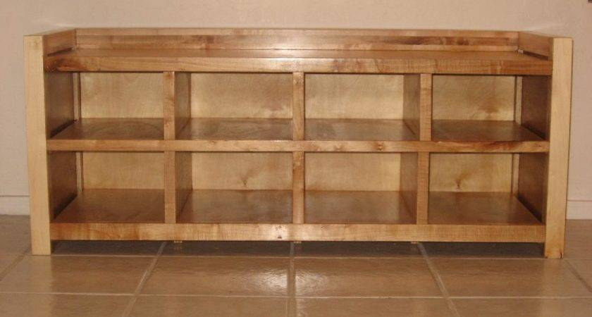Pro Wooden Guide Looking Shoe Bench Plans Woodworking