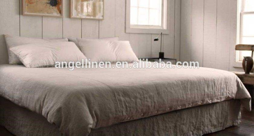 Pure Linen Bedding Sets Queen Double