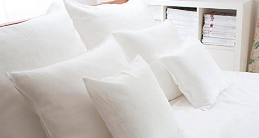 Pure Linen Bedding Striped Natural Instylehouse