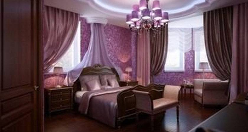 Purple Bedrooms Adults Ideas Organize Bedroom Nurani