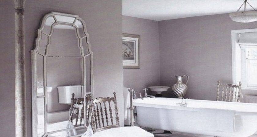 Purple Colour Bedroom Design Lavender Gray Bathroom