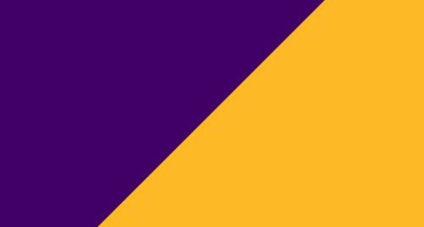 Purple Gold Game Day