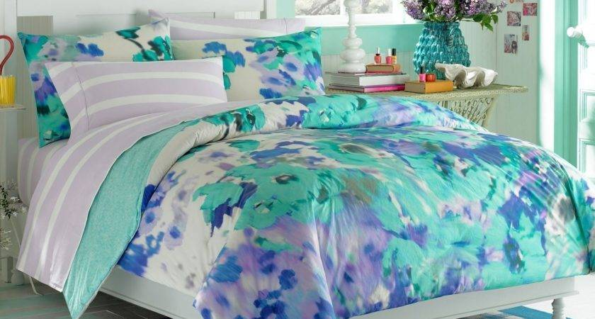 Purple Teal Bedding Sets Has One Best Kind
