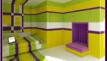 Purple Yellow Bedroom Ideas Decor Ideasdecor