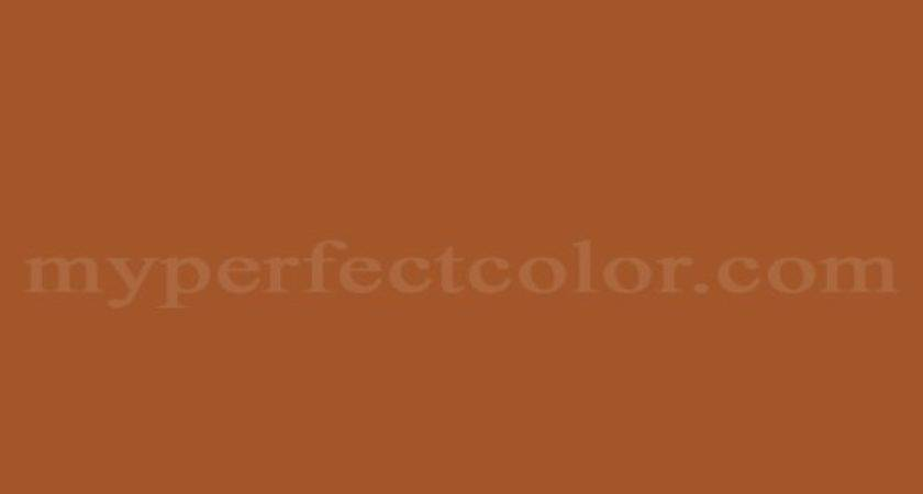 Ral Orange Brown Match Paint Colors Myperfectcolor