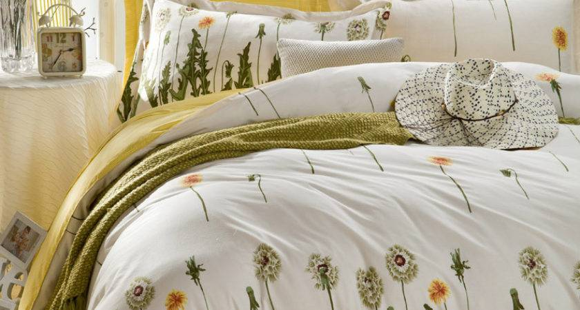 Reactive Printing Bedding Set King Bed Linen