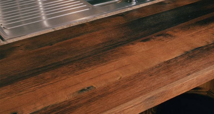 Reclaimed Antique Wood Countertops Mountain Lumber Company