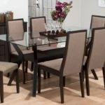 Rectangle Kitchen Table Chair Desjar Interior
