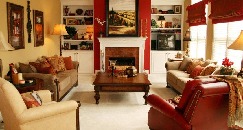 Red Accessories Living Room Best Cars