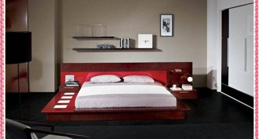 Red Bedroom Furniture Trends New