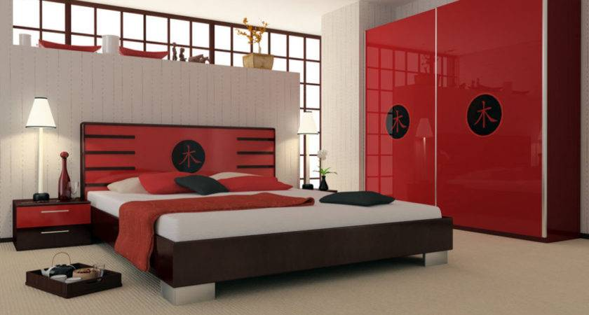 Red Bedrooms Bedroom Furniture Home Decoration