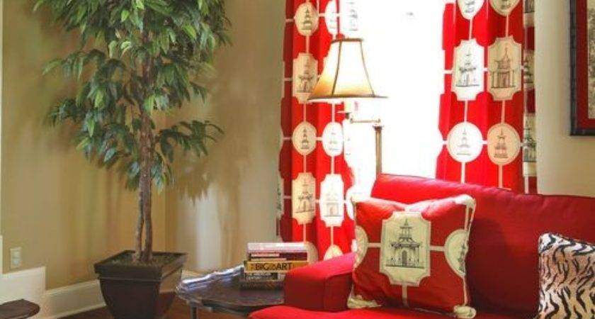 Red Beige Ideas Remodel Decor