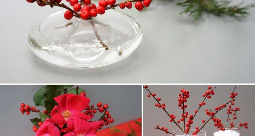 Red Berry Centerpiece Ideas Your Holiday Table