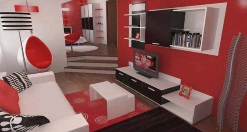 Red Black Grey Living Room Ideas Green Lime Painted