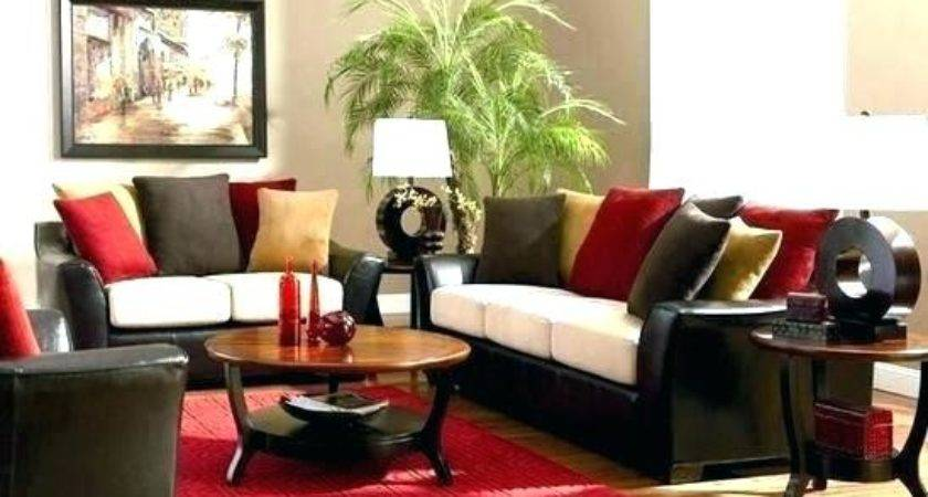 Red Living Room Furniture Health Info