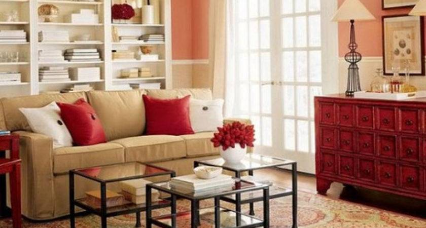 Red Tan Inspirationfordecoration Blogspot Search