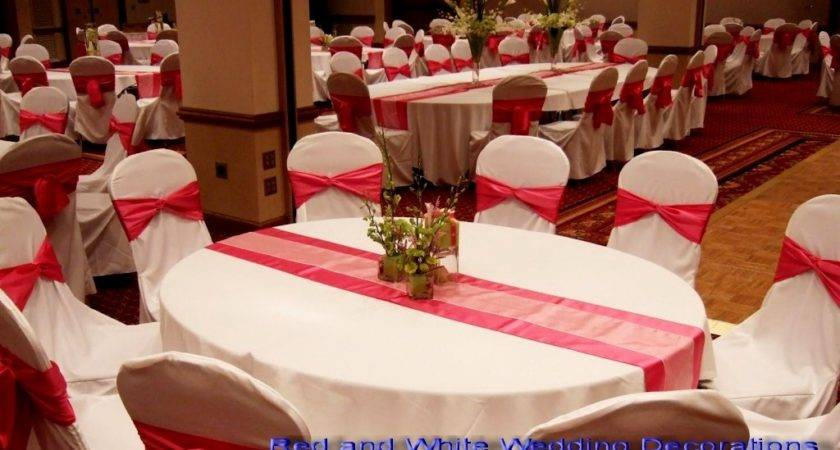 Red Wedding Decorations Tropicaltanning Info