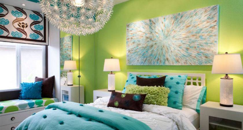 Refreshing Green Bedroom Designs Home Design Lover