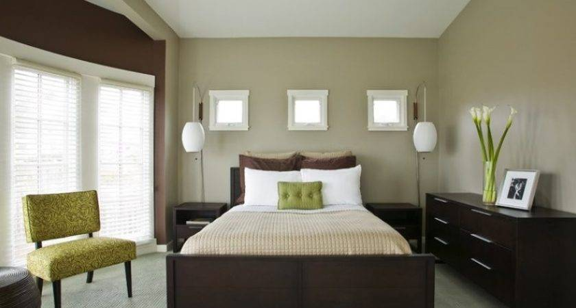 Refreshing Grey Green Bedrooms Home Design Lover