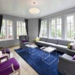 Relaxing Paint Color Combinations Living Room