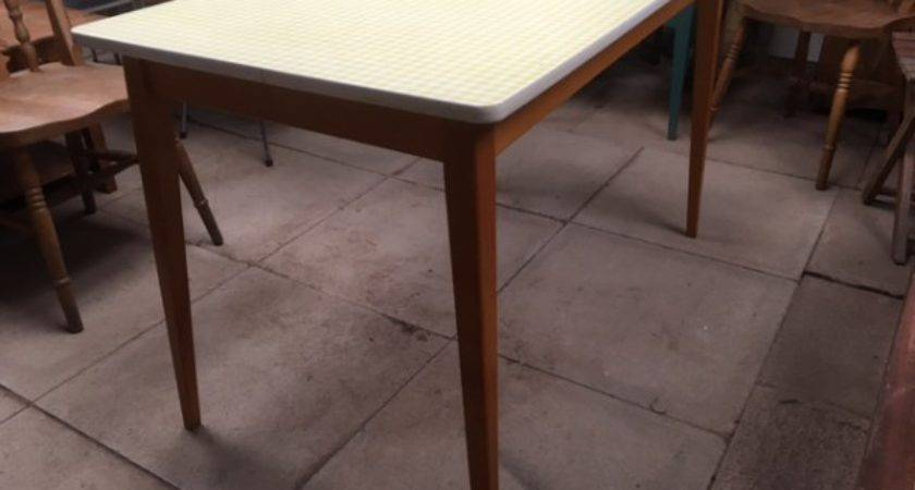 Retro Kitchen Table Wells Reclamation
