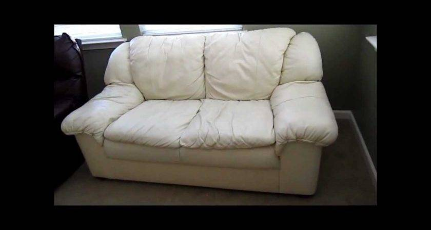 Review Followup Not All Leather Furniture Equal Youtube