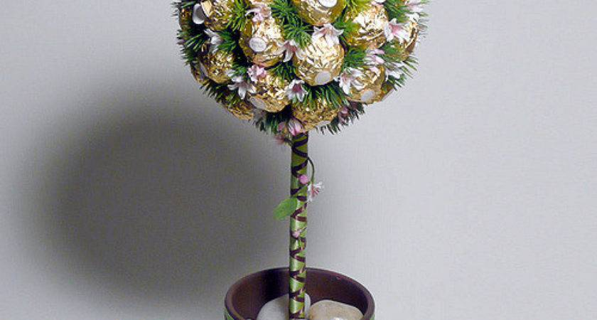 Rocher Candy Topiary Flickr Sharing