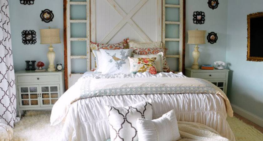 Romantic Rustic Bedroom Ideas Shabby Chic