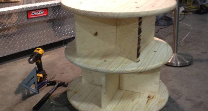 Round Shoe Rack Plans Outdoor Table